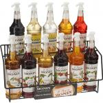 Monin 11 Bottle Wire Rack(s)