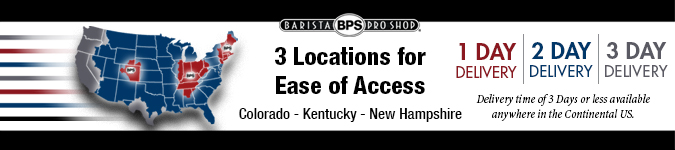 3 Locations for Ease of Access| Delivery time of 3 Days or less available anywhere in the Continental US