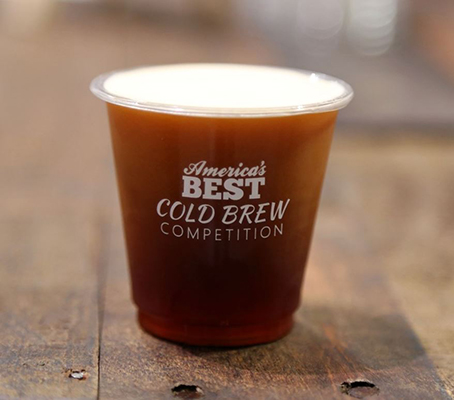 America's Best Cold Brew Competition - Coffee Fest