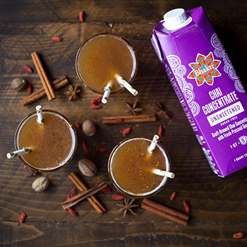 Bhakti Chai Unsweetened Concentrate