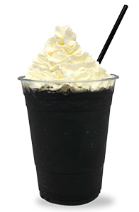 Blended Mocafe Charcoal Mocha Mix
