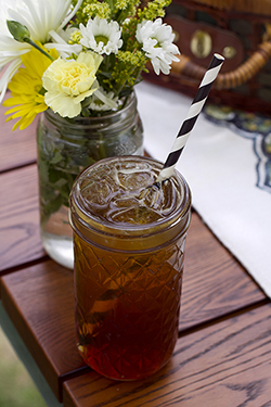 Dana's Coconut Cold Brew Tonic - July Lively Libations 2018