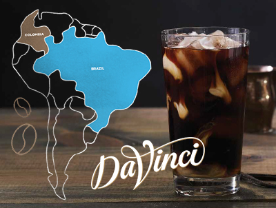 DaVinci Cold Brew Coffee Sourcing: South America
