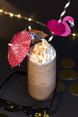 Jessica's Hawaiian Roller Coaster Ride Blended Mocha - May Lively Libations 2018