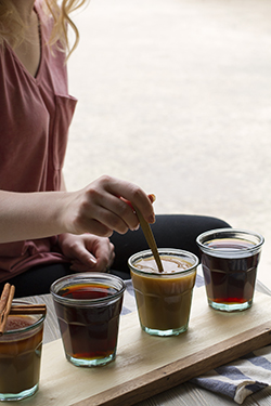 Cold Brew Coffee Flight