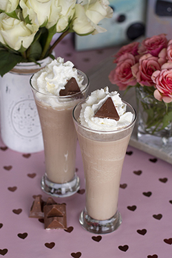 Katie's Tip-Top Toffee Frappe - Lively Libations February 2018