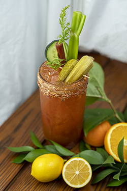 Kristen's Bloody Mary