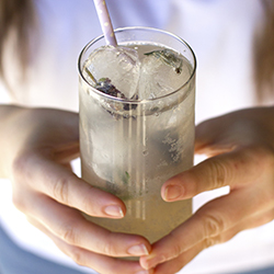 April Lively Libations - Lavender Lemonade