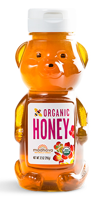Order Madhava Organic Honey