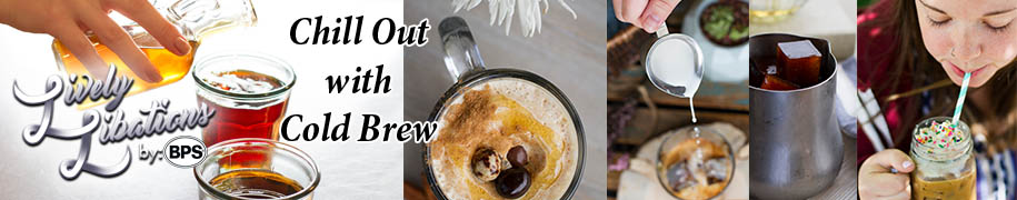 Customize Your Cold Brew & Frappes with our Recipes!