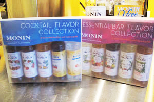 Monin Syrup Collections