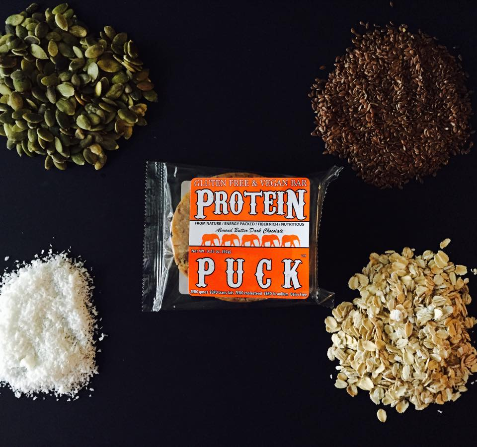 Protein Puck- Made with All-Natural Ingredients