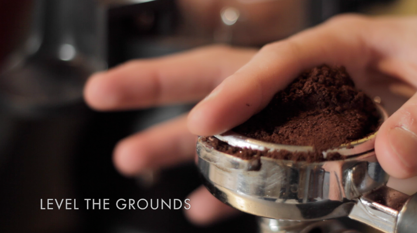 Level Coffee Grounds
