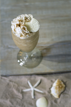 Tia's Vienna Shore Frappe - June Lively Libations 2019