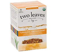 Two Leaves Organic Turmeric Antioxidant
