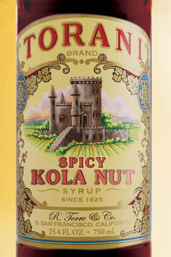 ALL NEW Torani Spicy Kola Nut Syrup