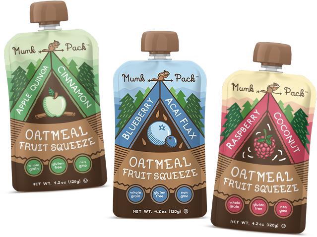 Munk Pack Products