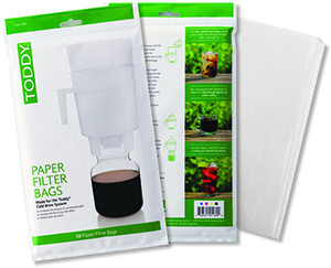 Toddy Coffee Maker Consumer Model - Paper Filter Bags