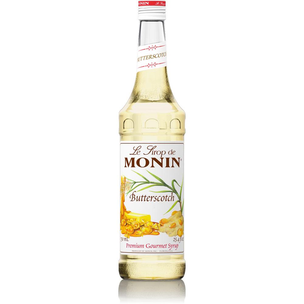 Big Ice Cream Maker Monin Butterscotch Syrup - 1 Liter Bottle(s ...