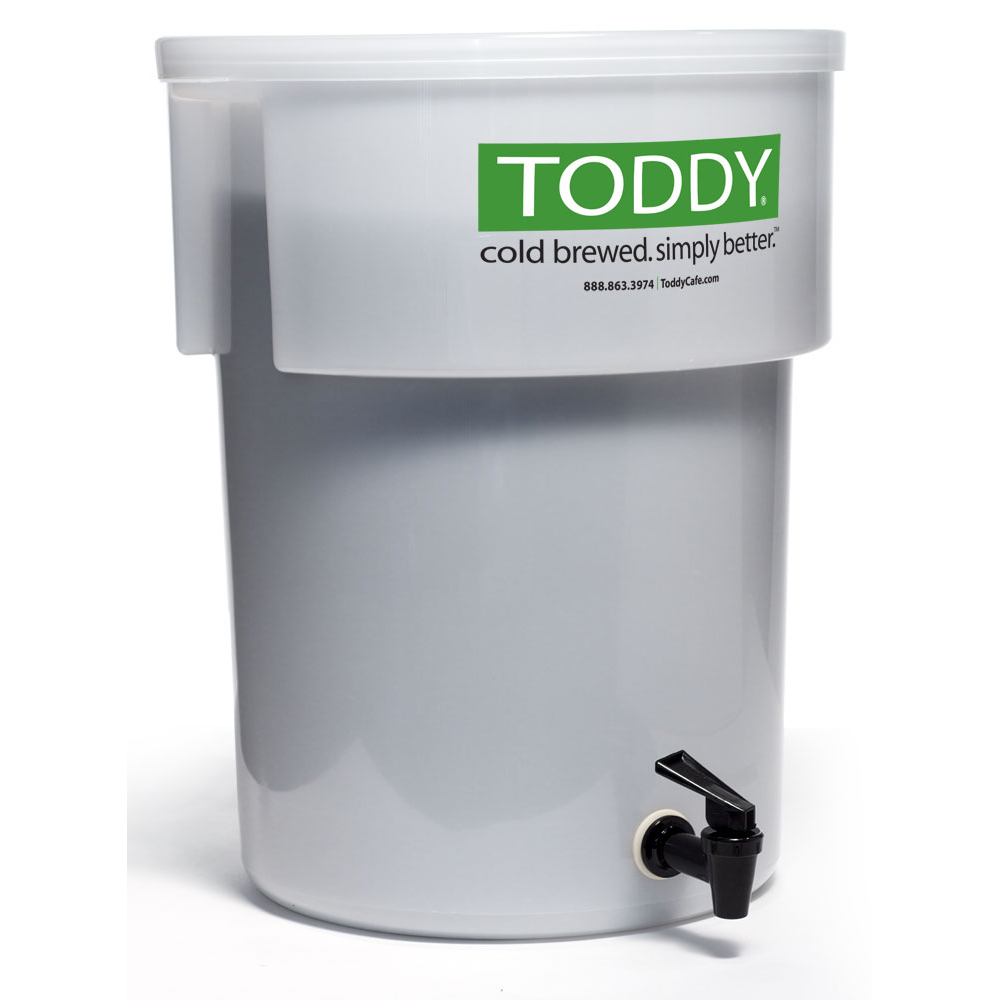 Toddy Coffee Maker COMMERCIAL MODEL--The Commercial Toddy, Case of 10 Commercial Toddy Filters ...