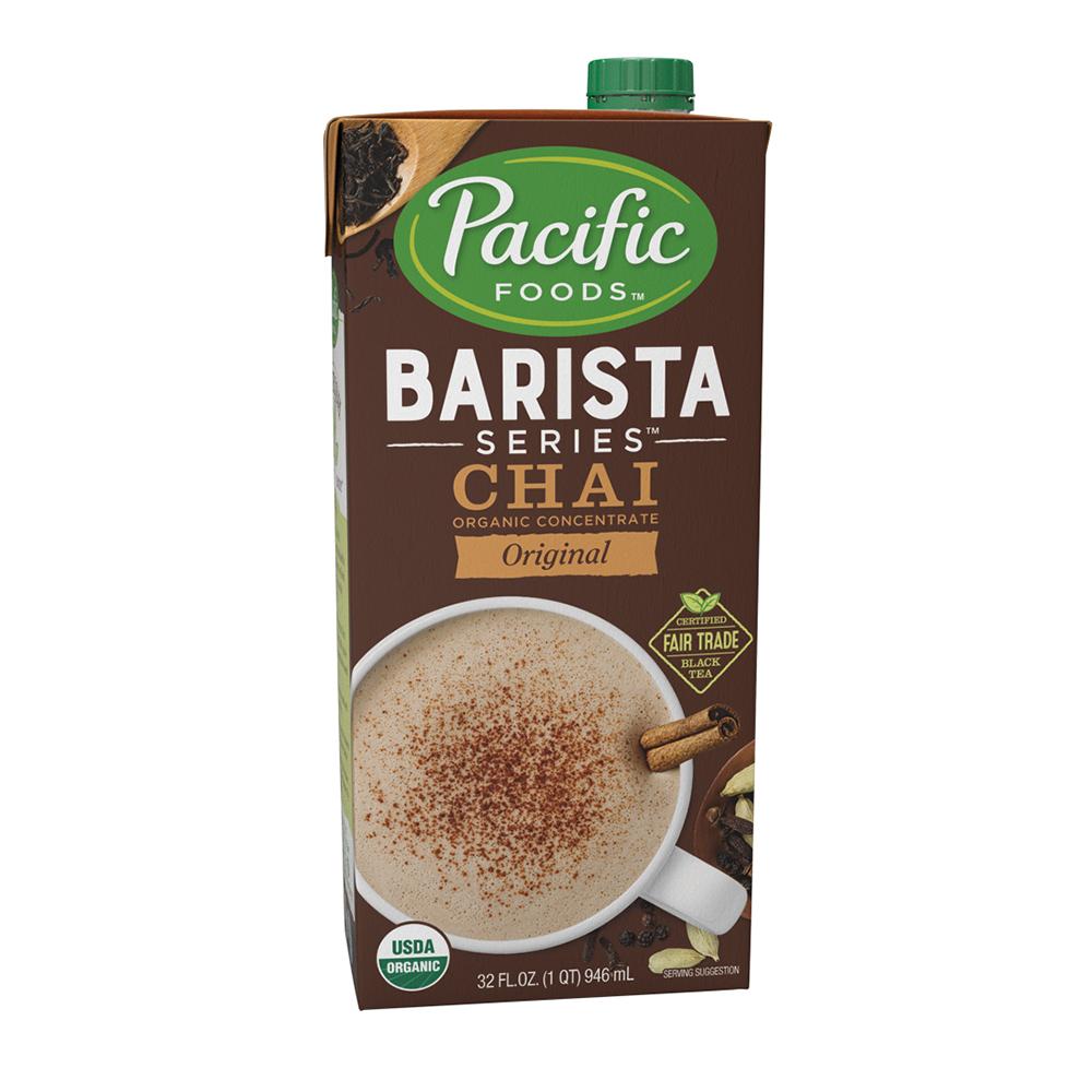 Pacific Natural Foods Barista Series Organic Original Chai