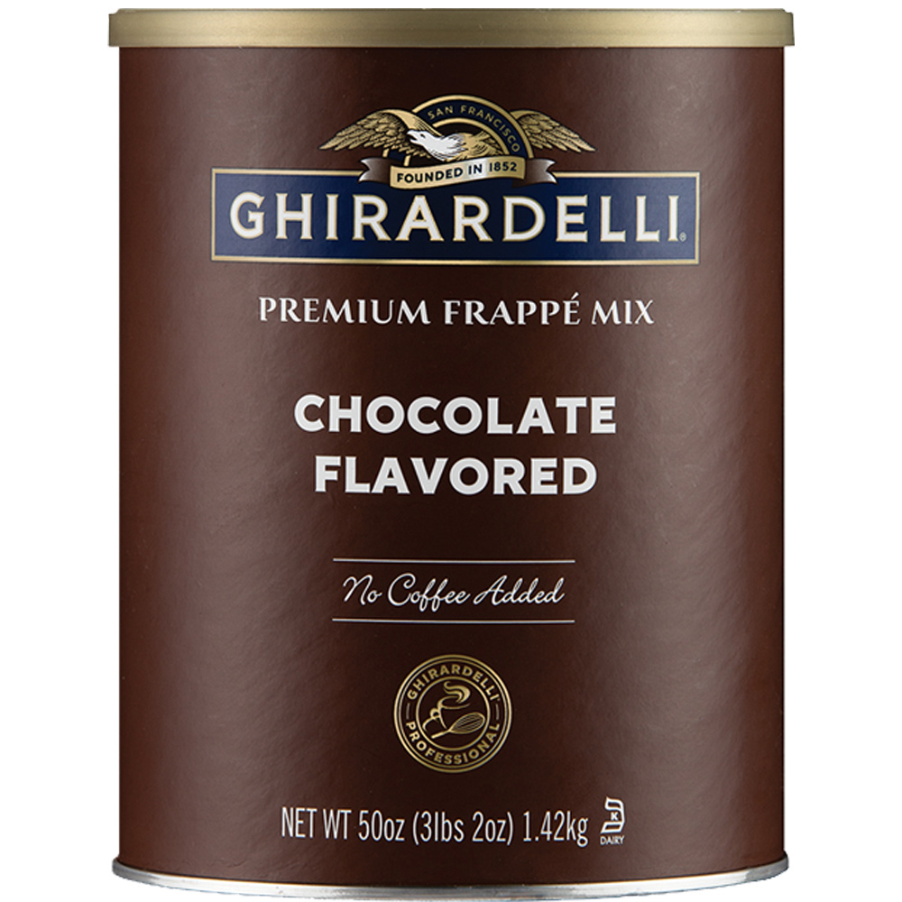 Buy Ghirardelli Chocolates Sauces & Frappe Powders at Barista Pro Shop