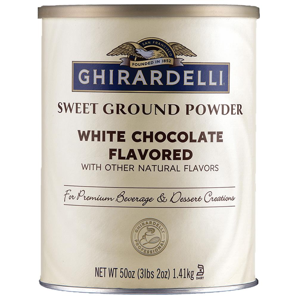 Ghiradelli white chocolate