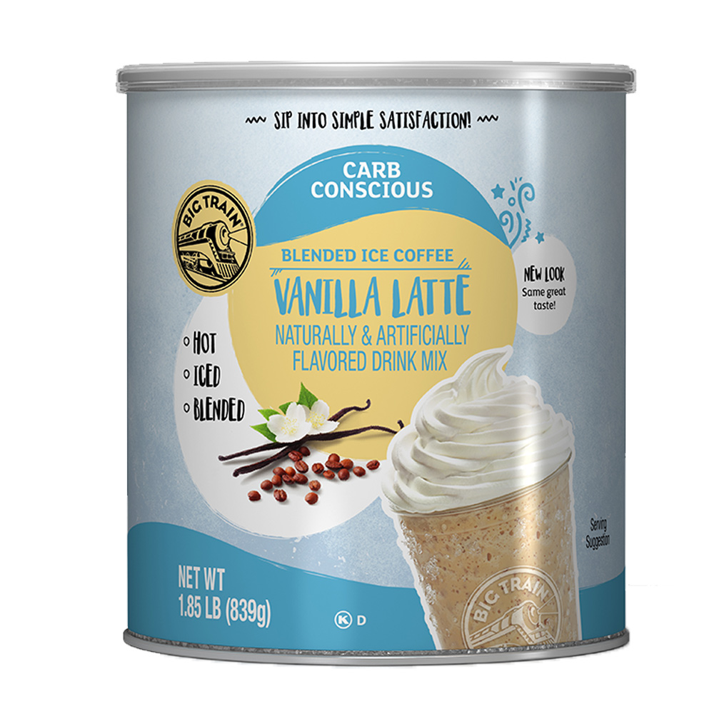 Big Train Low Carb Vanilla Latte