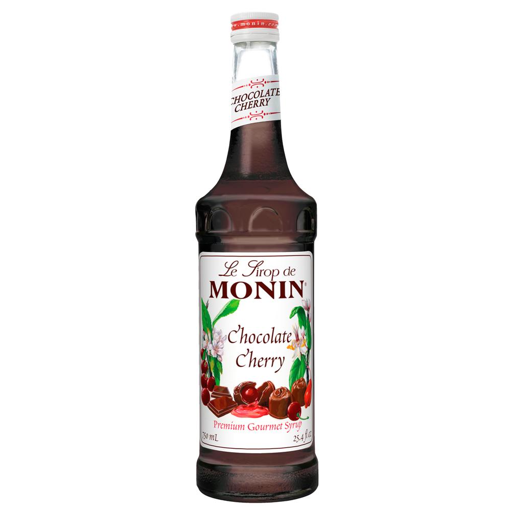 Monin Chocolate Syrup Recipes