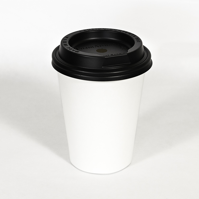 Foamaroma 8 Oz White Cup Sleeves Of 50 Cups Cases Of 1000