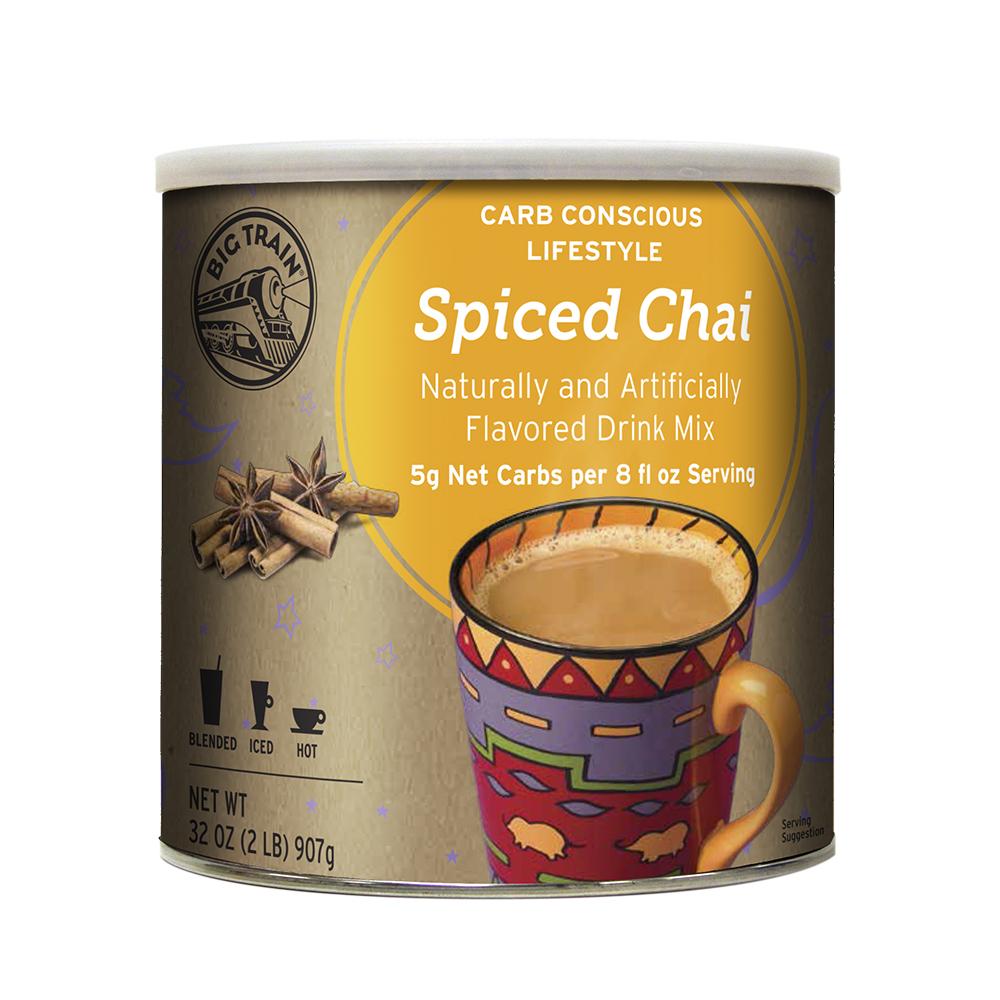 Big Train Low Carb Spiced Chai