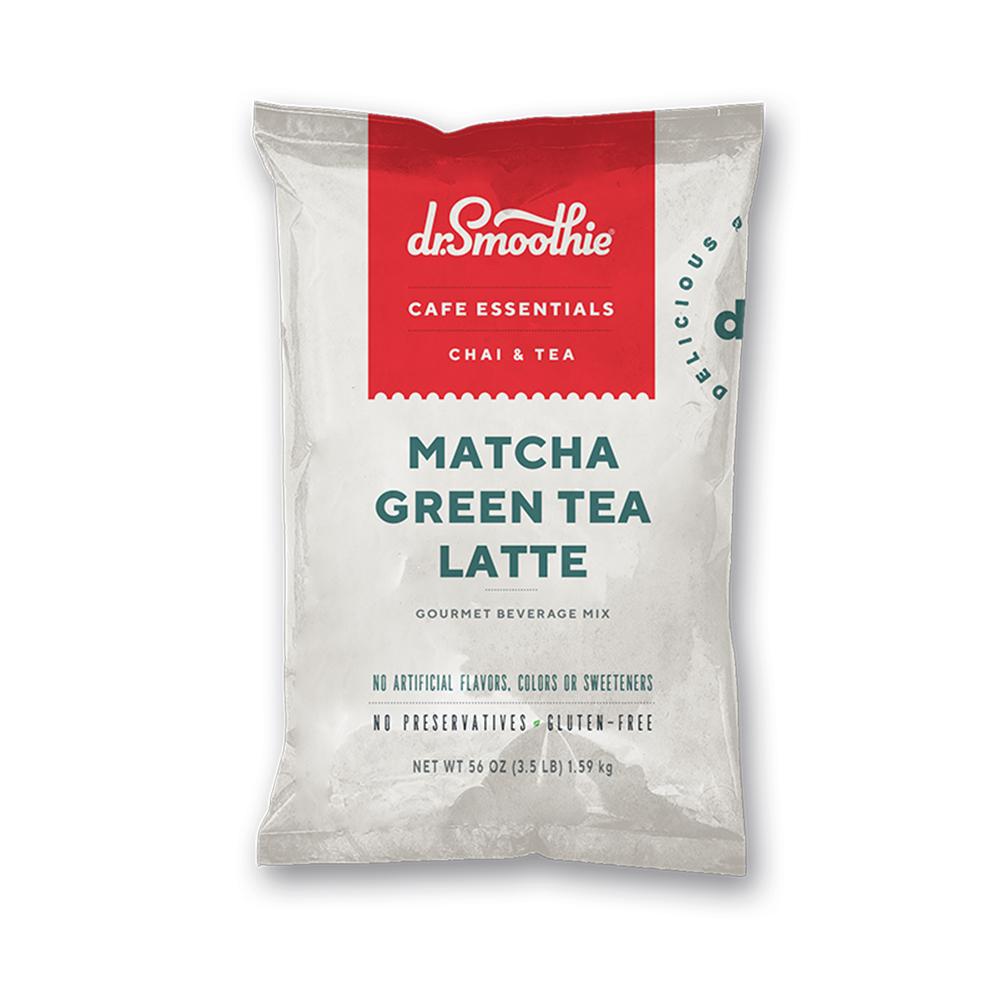 Dr  Smoothie Cafe Essential Matcha Green Tea Latte - 3 5 lb