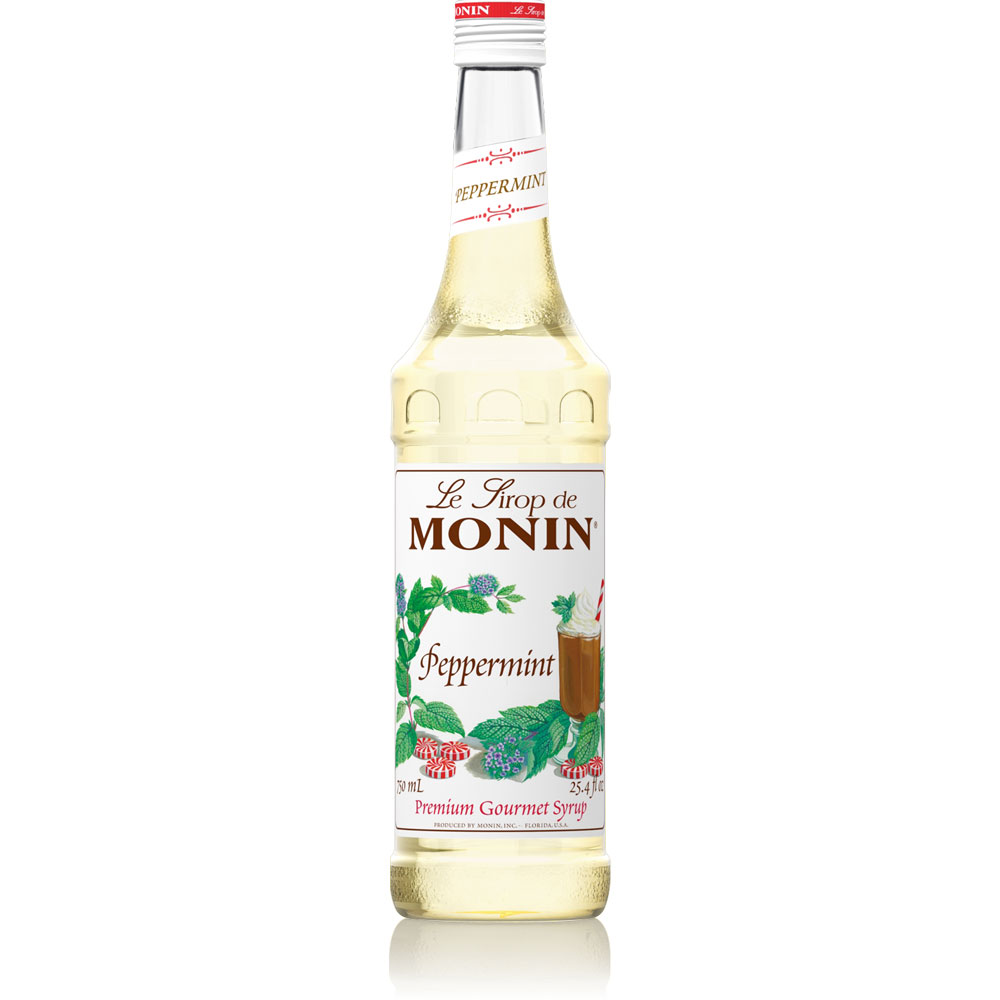 ddcceceb8b0 Monin Peppermint Syrup - 750 ml Bottle