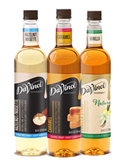 DaVinci Syrups and Concentrates at