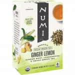 Numi Ginger Sun - Lemon Decaf Green Tea