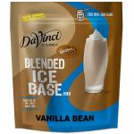Caffe D'Amore DaVinci Vanilla Bean (no-coffee) Blended Ice Coffee Mix (Formerly CDA)