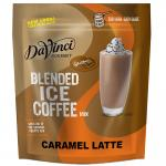 Caffe D'Amore DaVinci Caramel Blended Ice Coffee Mix (Formerly CDA)