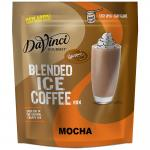 Caffe D'Amore DaVinci Mocha Blended Ice Coffee Mix (Formerly CDA)