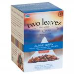 Two Leaves and a Bud Alpine Berry Herbal Tea
