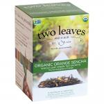Two Leaves and a Bud Organic Orange Sencha