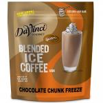 Caffe D'Amore DaVinci Chocolate Chunk Freeze Blended Ice Coffee (Formerly CDA)