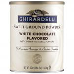 Ghirardelli® White Chocolate & Cocoa Sweet Ground Powder