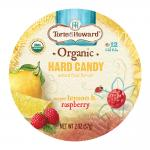 Torie & Howard Meyer Lemon & Raspberry Organic Hard Candy