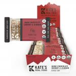 Kate's Real Food Handle Bar: Dark Chocolate Cherry Almond