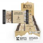 Kate's Real Food Tram Bar: Peanut Butter Milk Chocolate Trail Mix