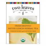 Two Leaves and a Bud Meyer Lemon Iced Tea Cling(s)