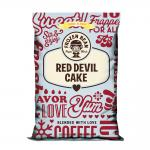 Frozen Bean Red Devil Cake Beverage Mix
