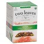 Two Leaves and a Bud Detox - Herbal Tea for Recovery