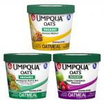 Umpqua Oats Variety Pack Organic All Natural Oats