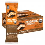 Skout Backcountry Peruvian Chocolate Organic Energy Bar